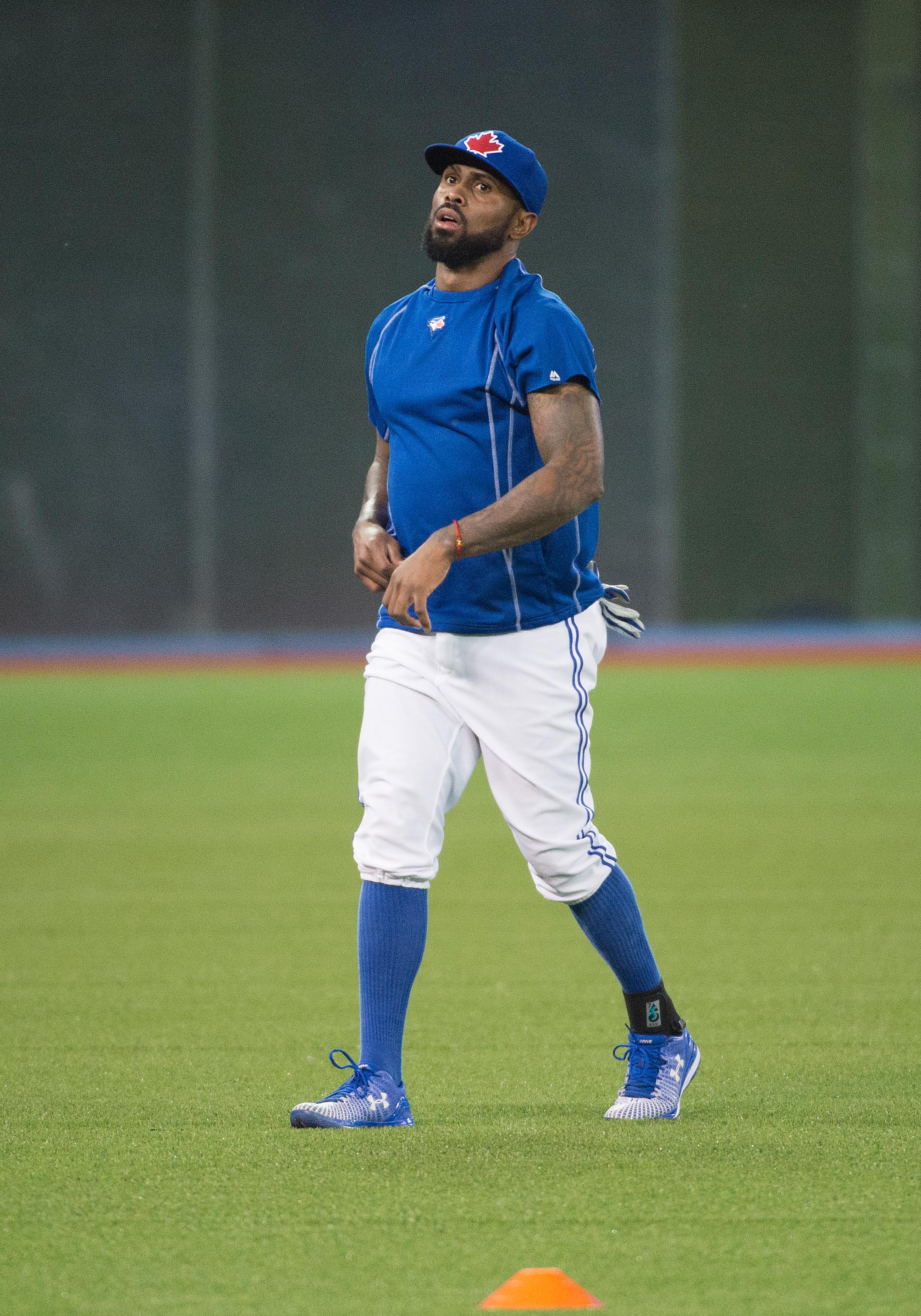 Jose Reyes starts his rehab assignment with a hit for Buffalo
