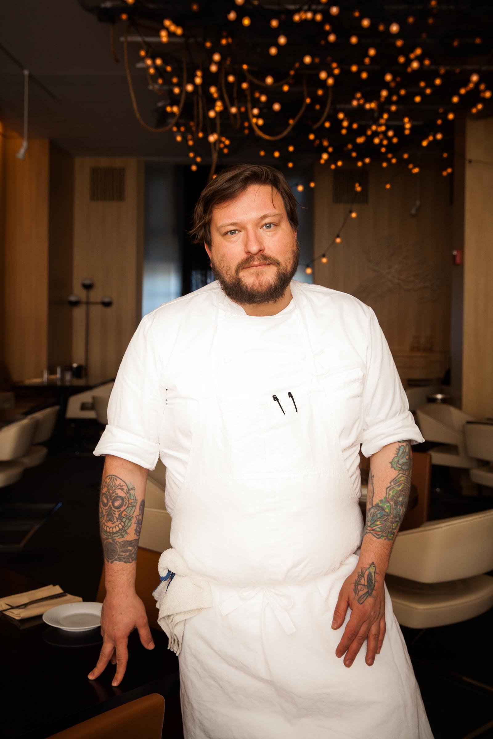 Chef Erik Anderson