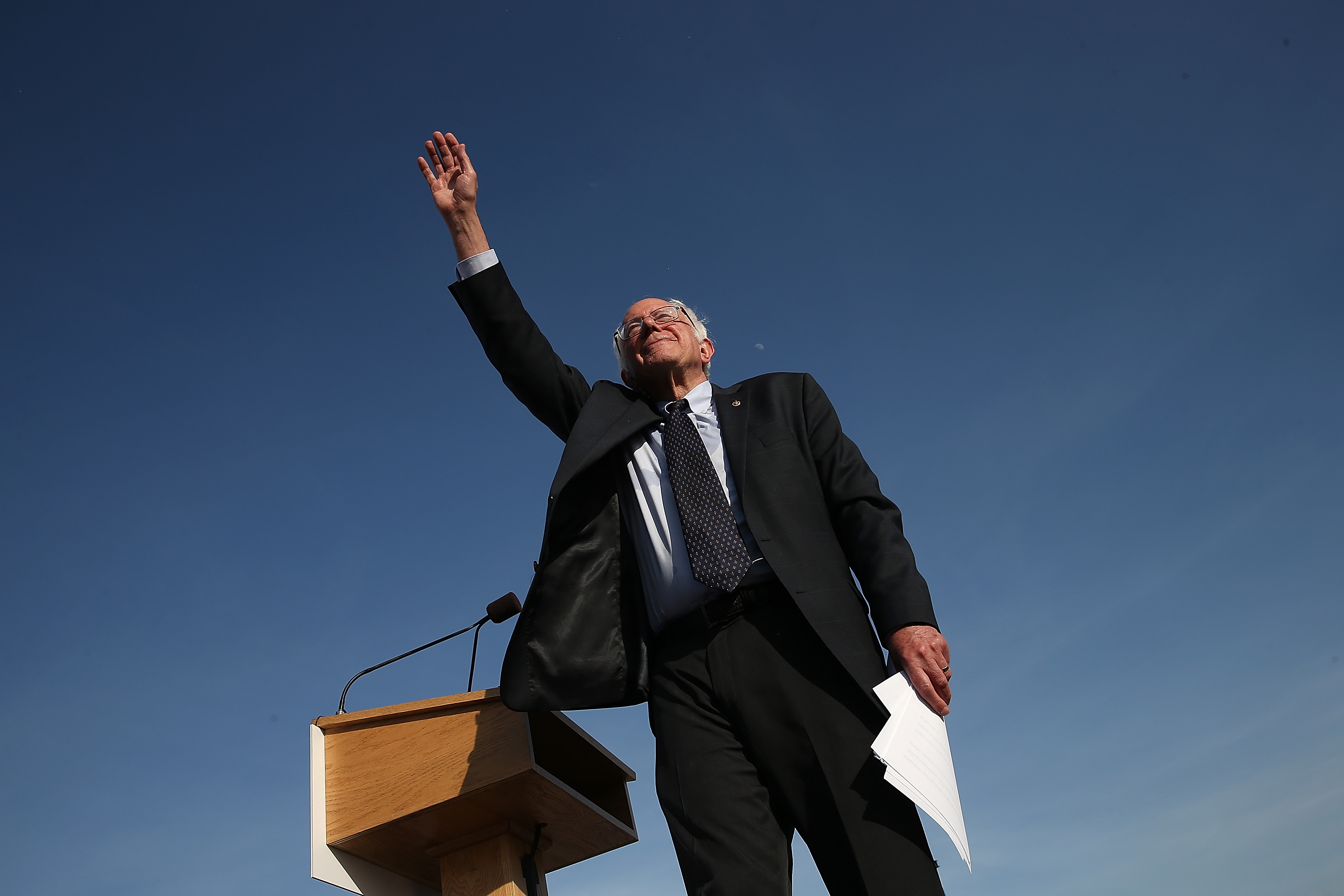 Bernie Sanders has big ideas, and they deserve our attention