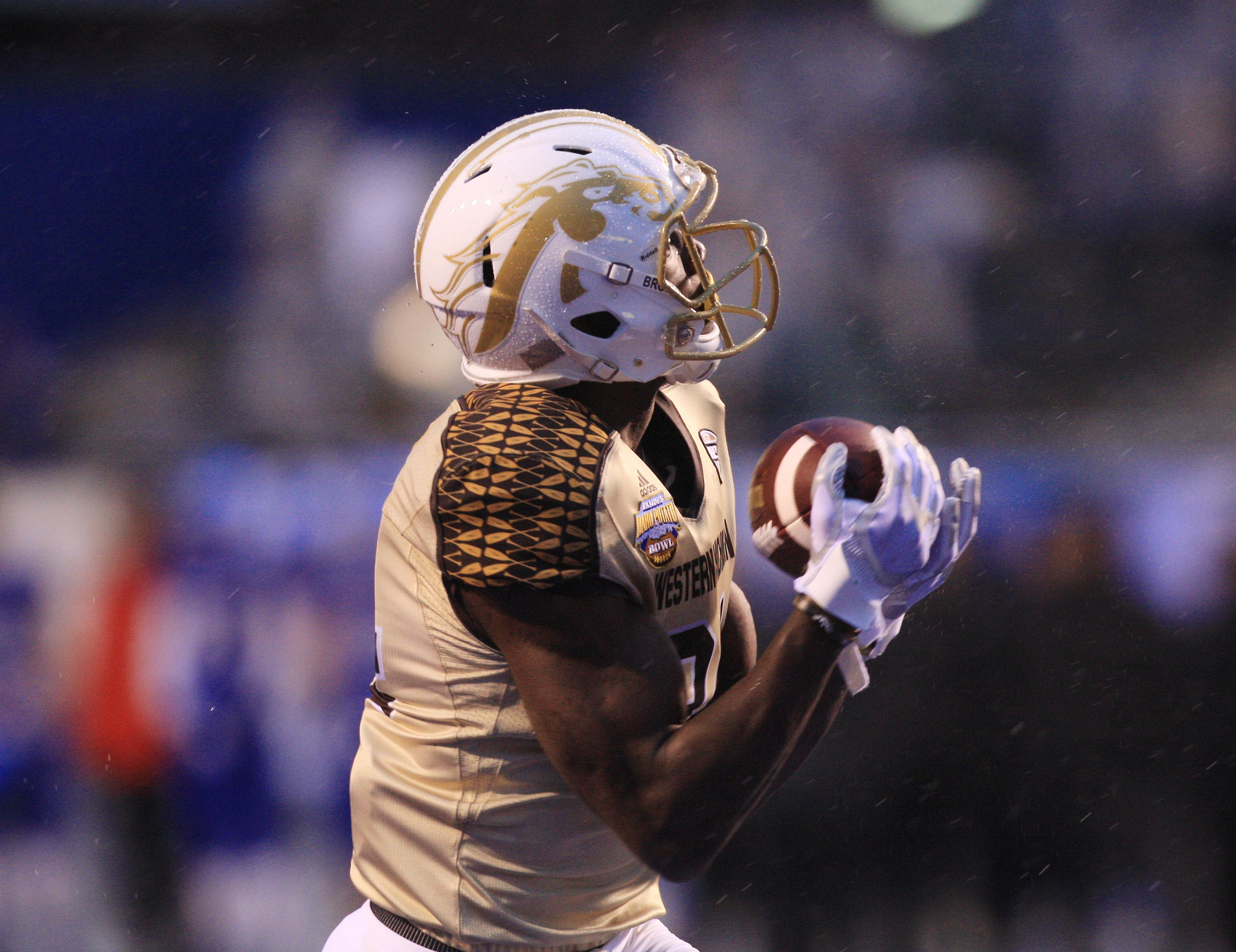 Behind Corey Davis, all is possible