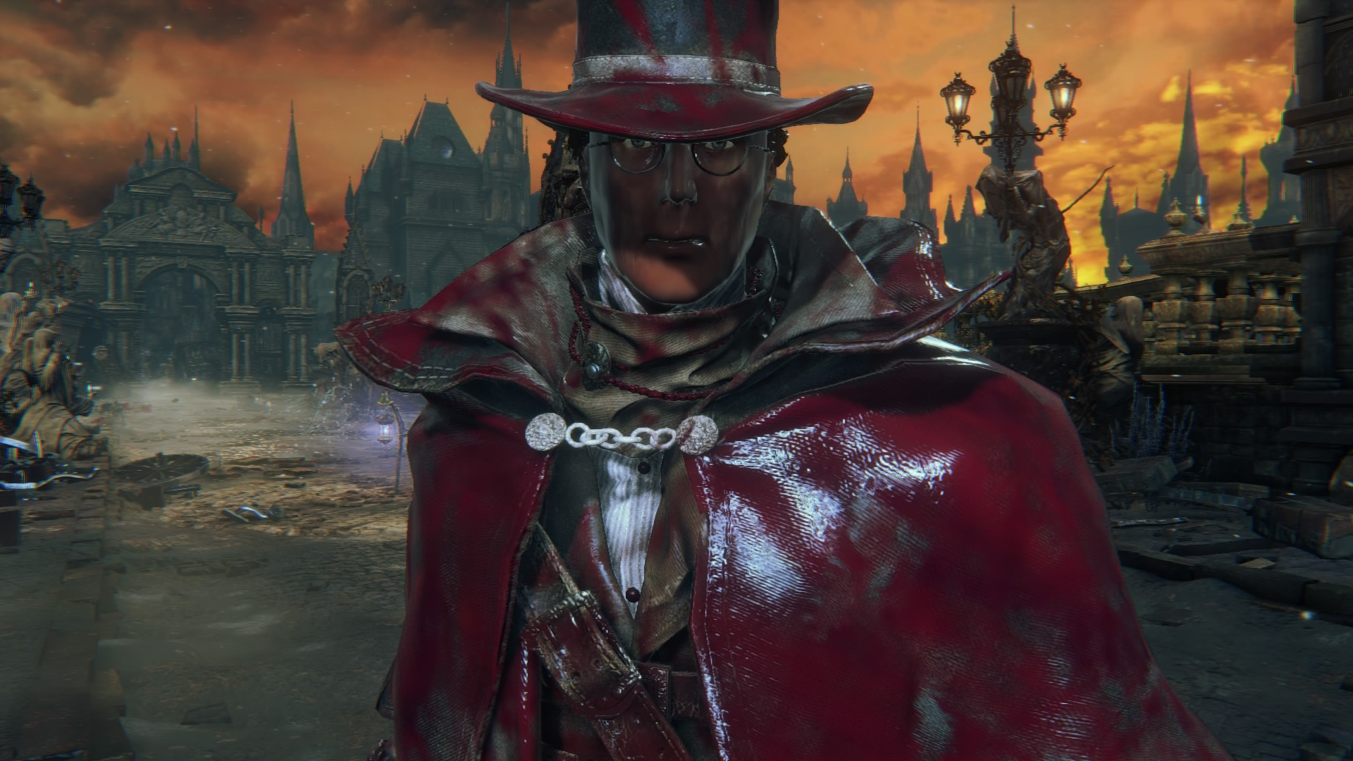 Bloodborne's latest patch actually makes the game easier