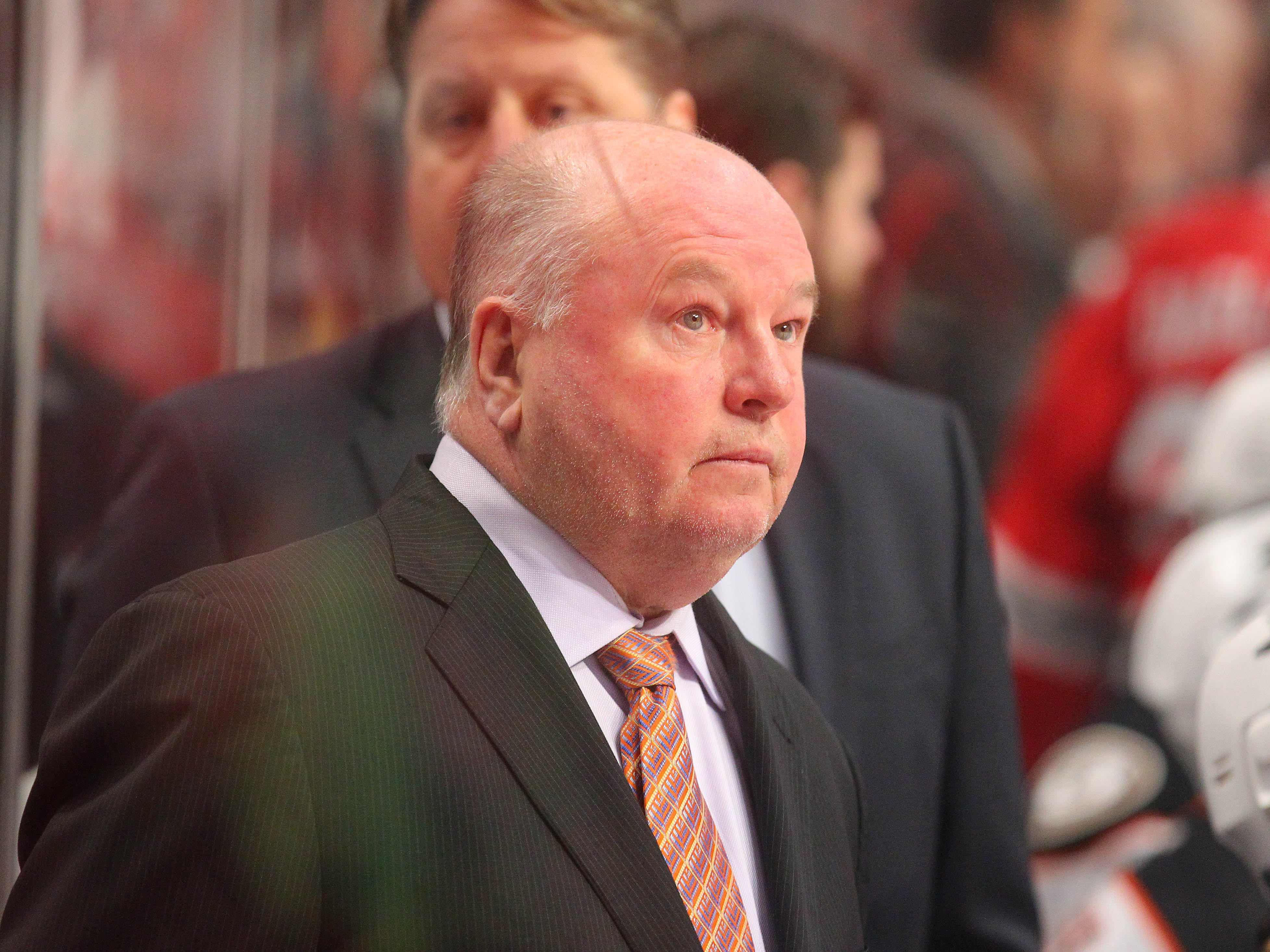 That look when your team loses a Game 6 up 3-2 in the series.