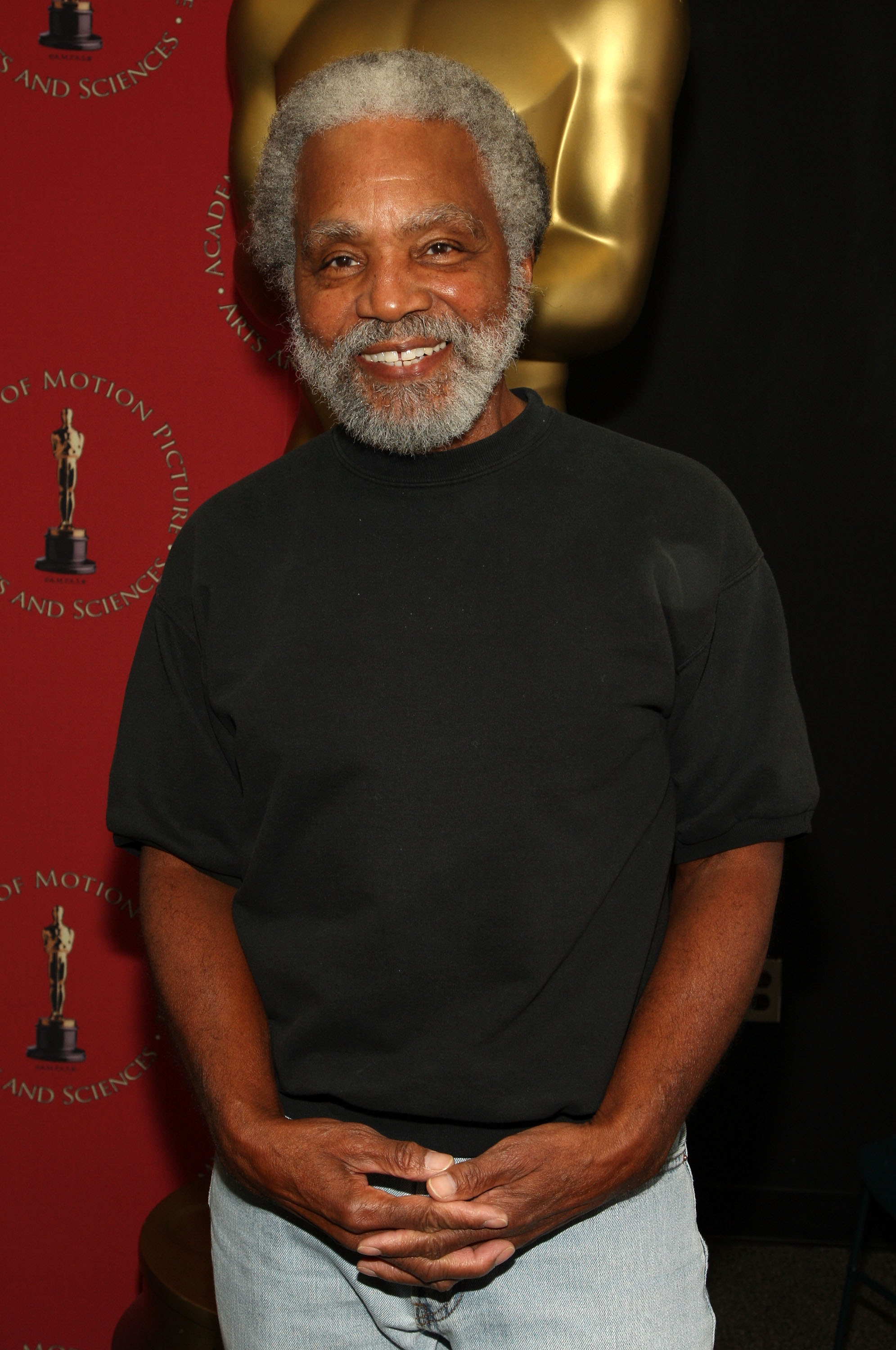 """Nebraska state Senator Ernie Chambers attends the AMPAS hosts a screening of """"A Time For Burning"""" at the Academy Theater on October 20, 2008, in New York City."""