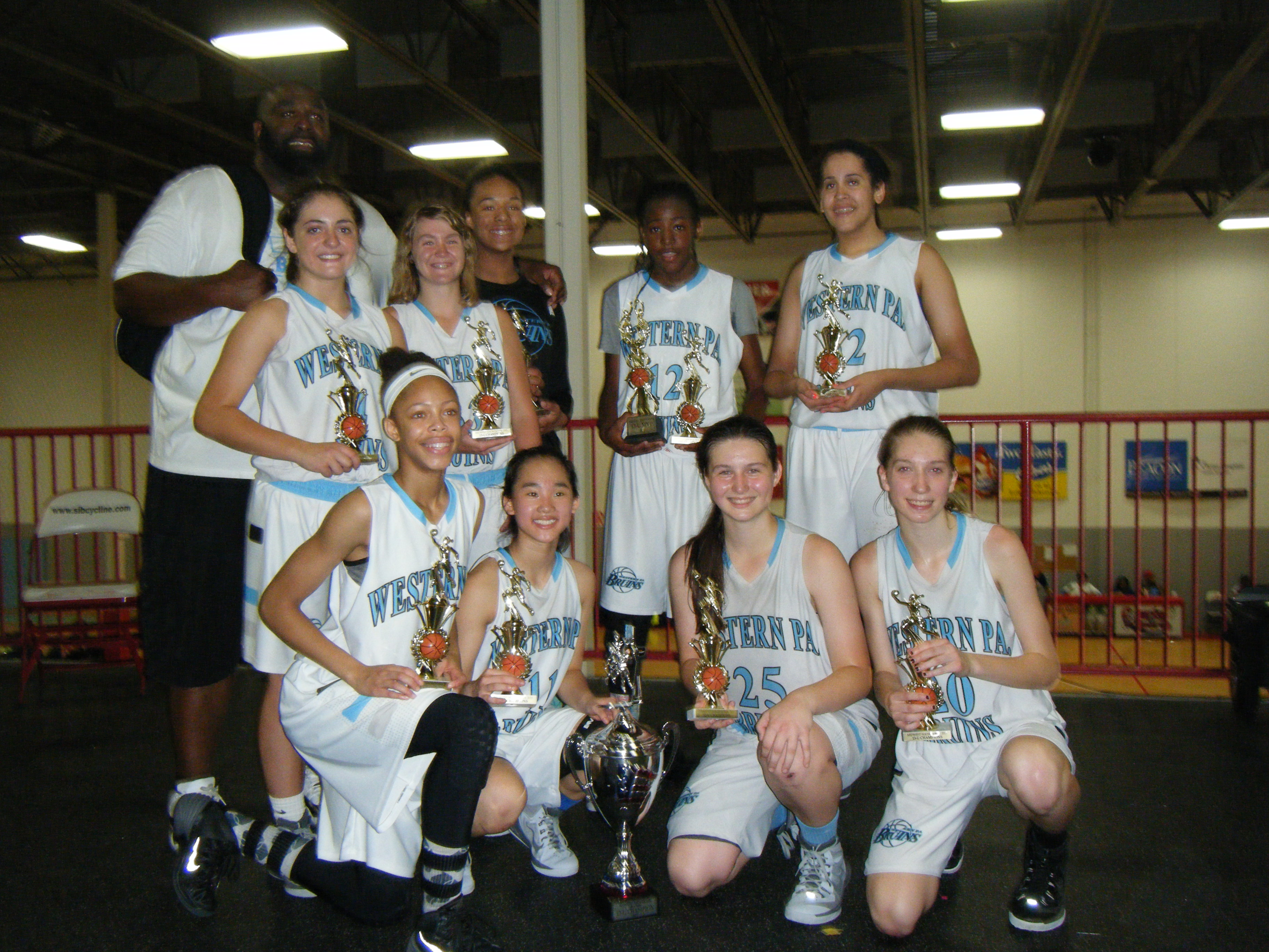 Western PA Bruins - Tate, Midwest Showdown 2015 8th Grade Division Champions