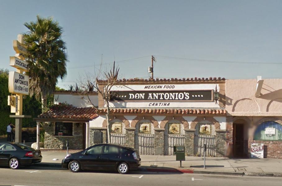 Don Antonio's, West LA