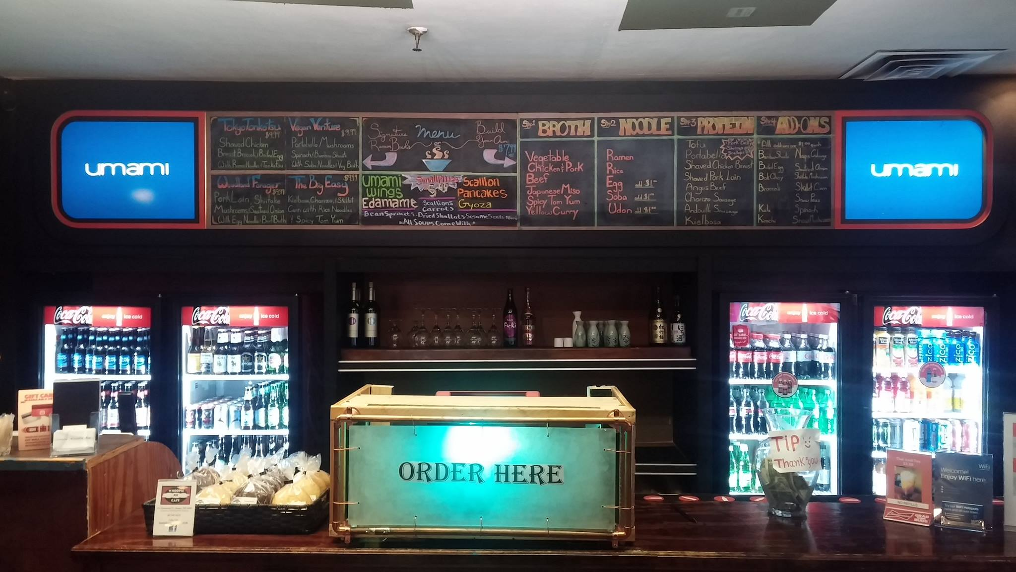 Umami Noodle Bar in Bangor is already open until 3 a.m. and would be happy to serve alcohol until 2 a.m.