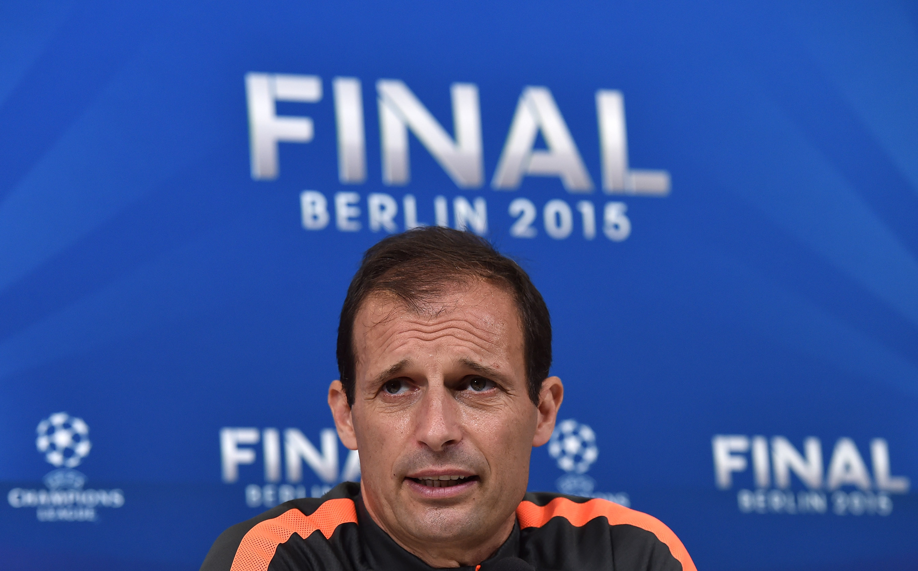 What does Allegri have up his sleeve for the Final?