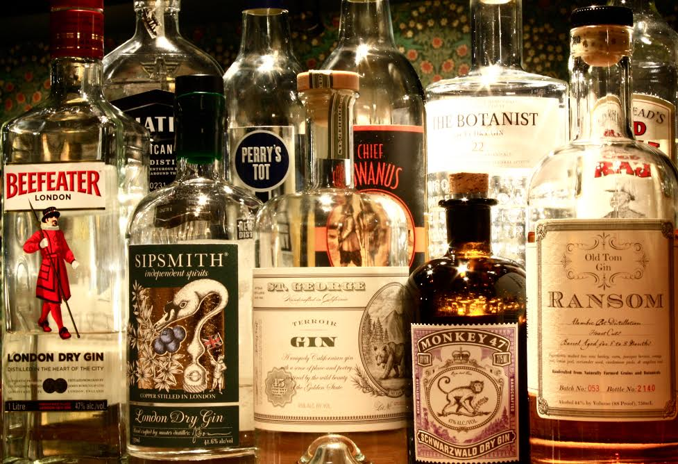 How Gin Came to Be Known as the Big Bad Wolf of the Spirits World