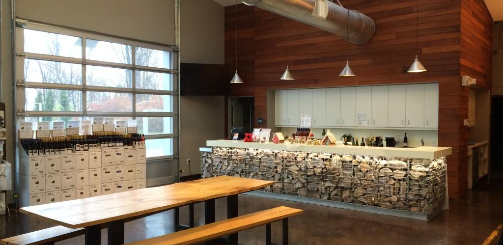 Northwest Wine Academy Tasting Room