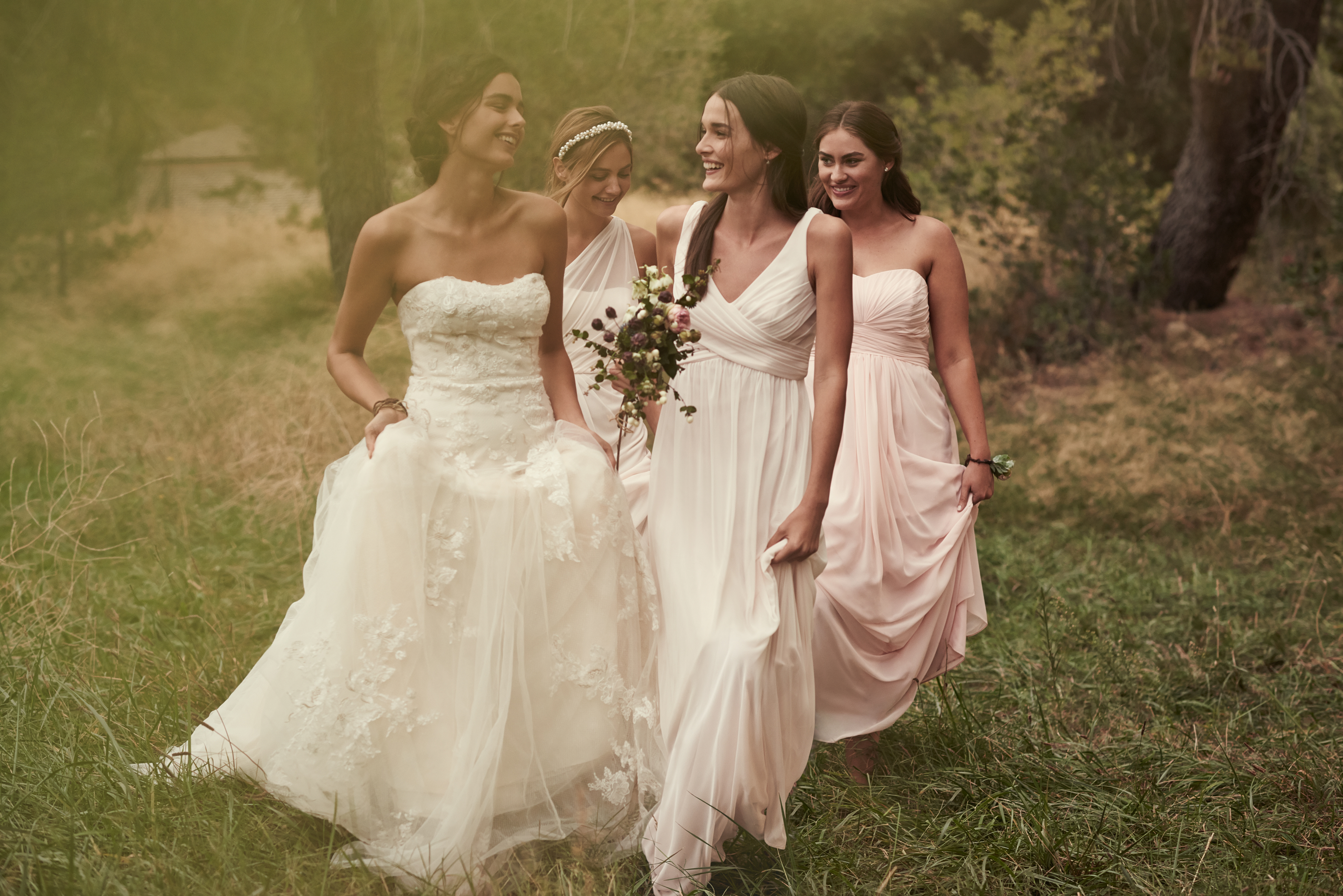 David's Bridal Doesn't Want to Be the Walmart of Weddings Anymore