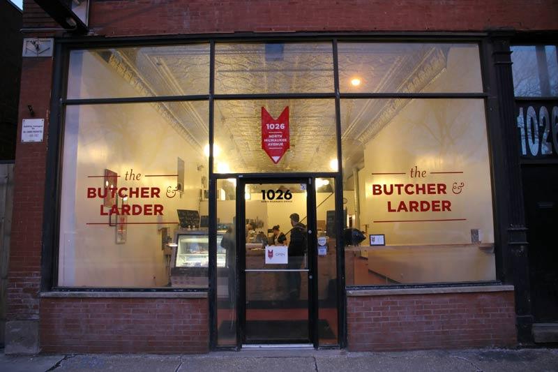 The Butcher & Larder