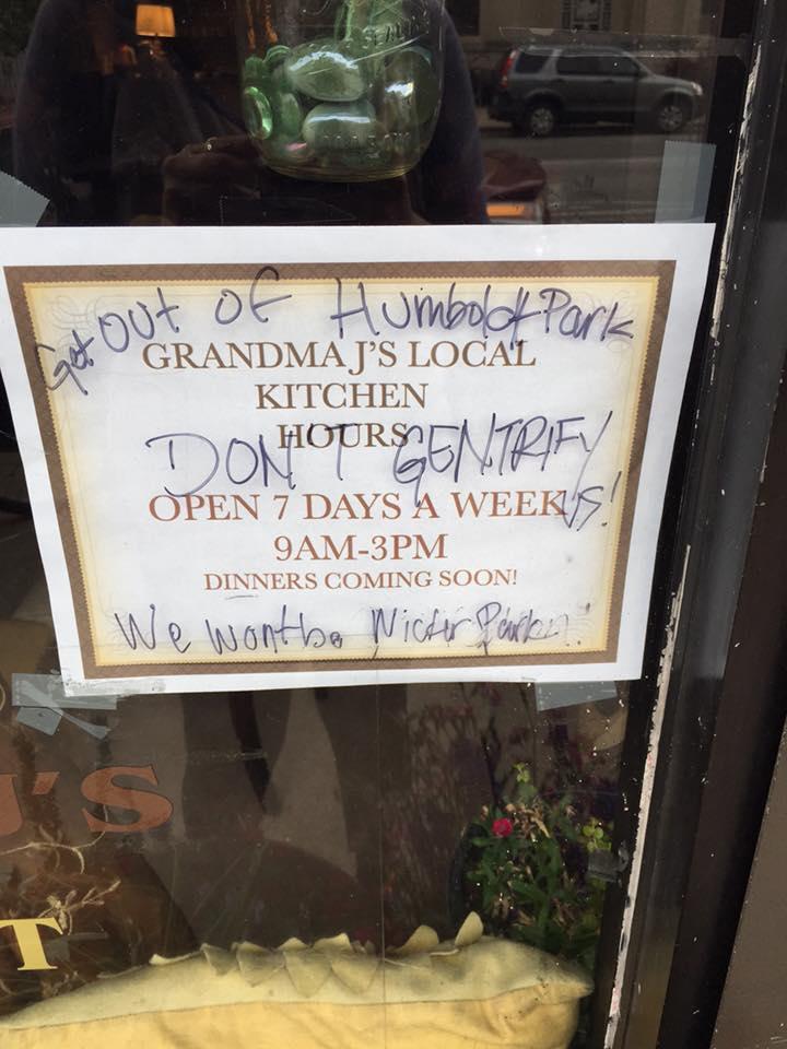 Grandma J's Local Kitchen