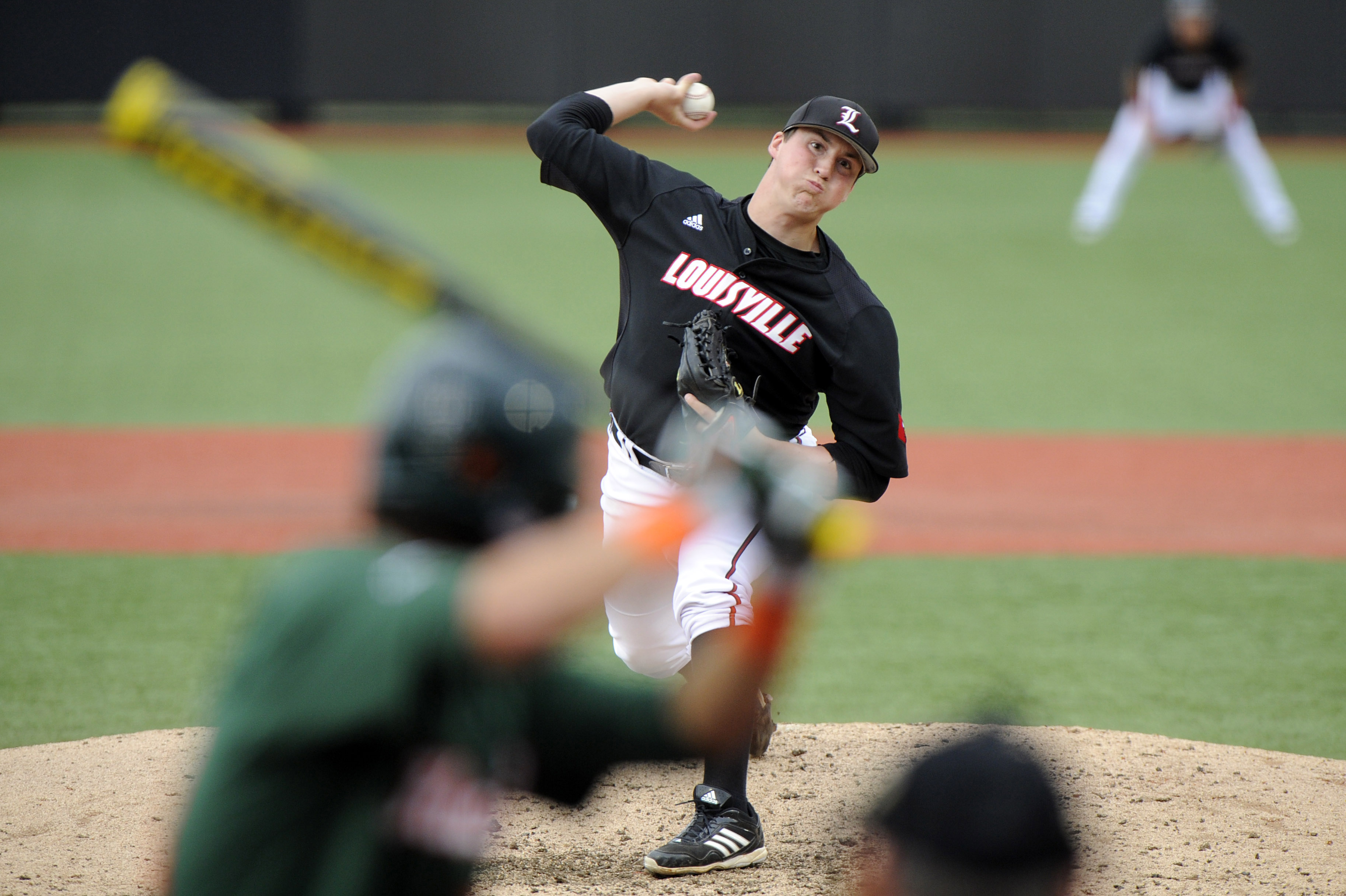 Kyle Funkhouser was a sure top-15 pick, but now no one is certain