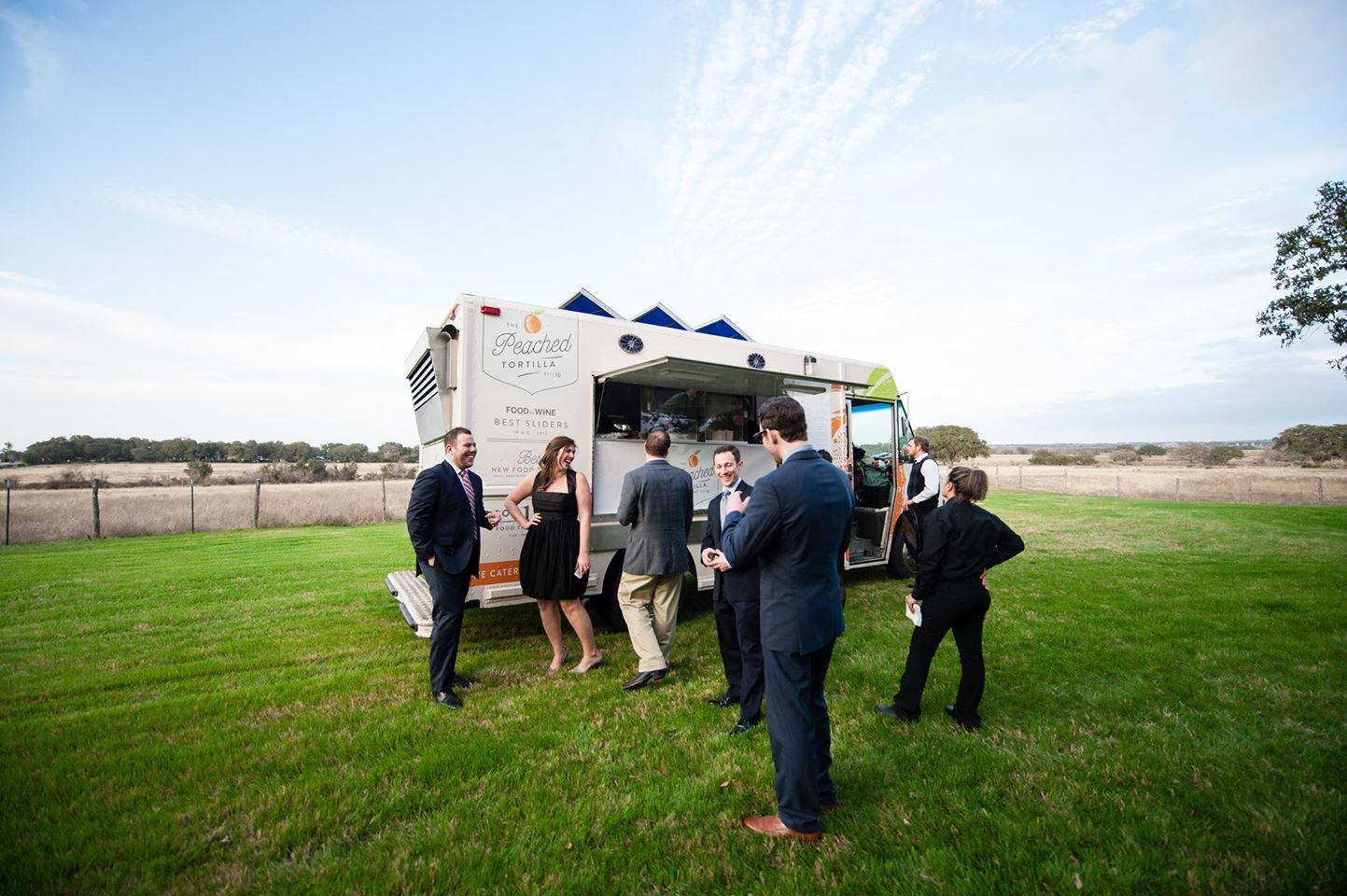 The Peached Tortilla's food truck