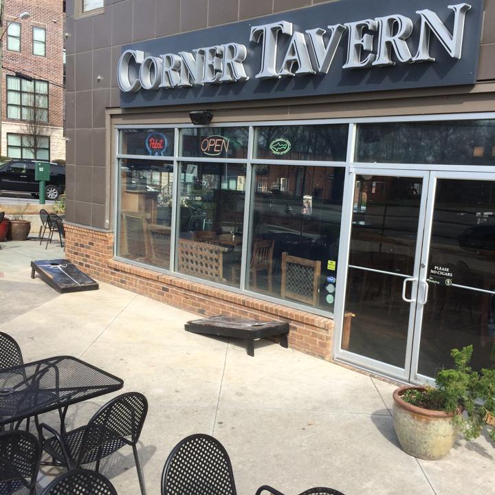 The former West Midtown Corner Tavern.