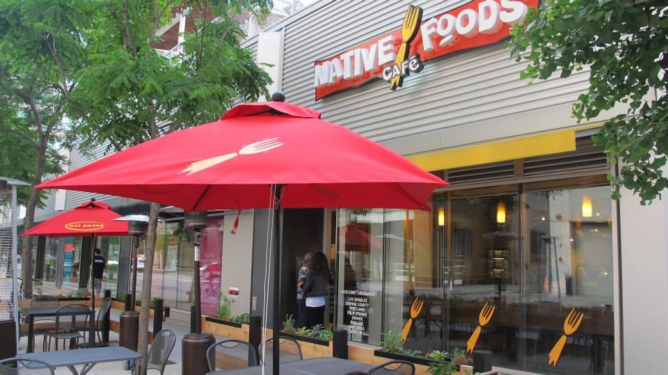 Native Foods Café West Loop
