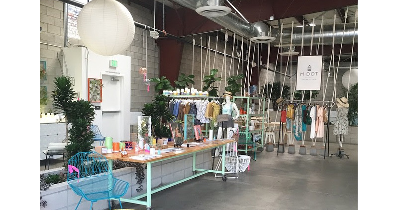 M Dot Pop-Up in the Arts District; The Little Squares Release in WeHo; More!