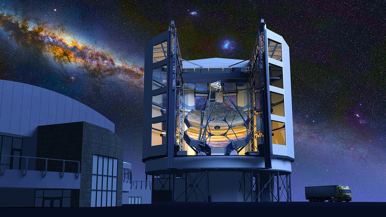 These giant telescopes are going to change astronomy