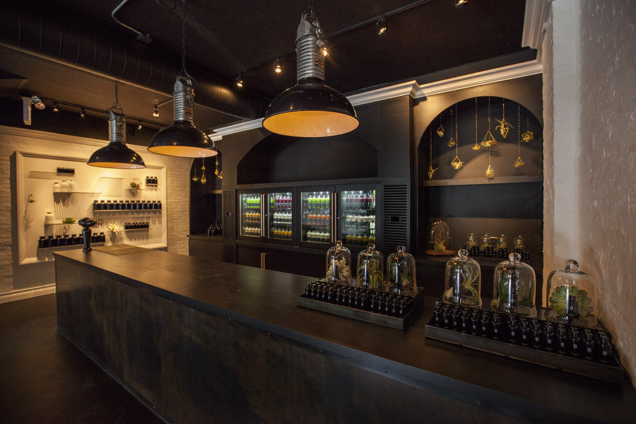 The first Owen + Alchemy in Logan Square