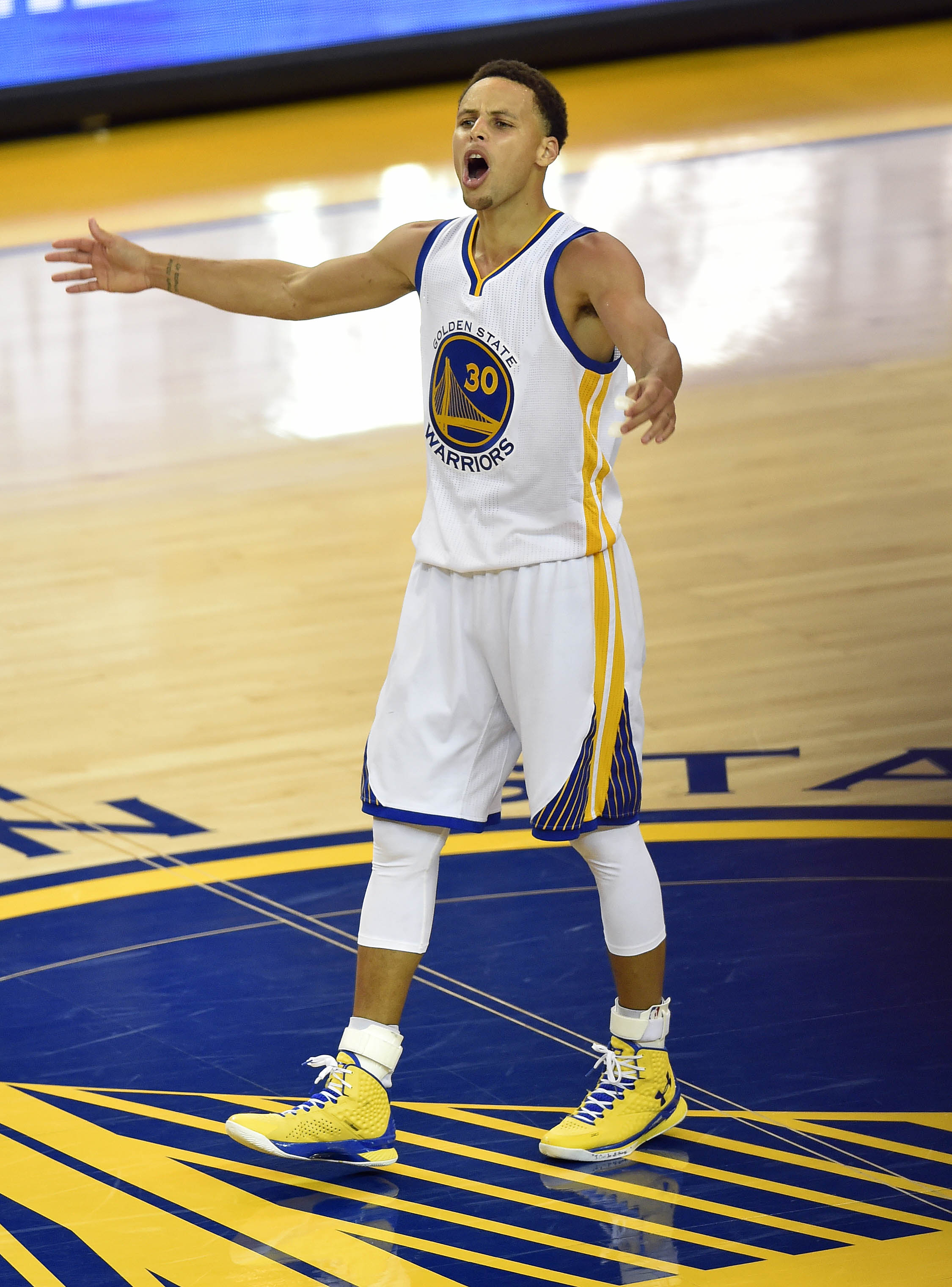 The Cheeseman Steph Curry