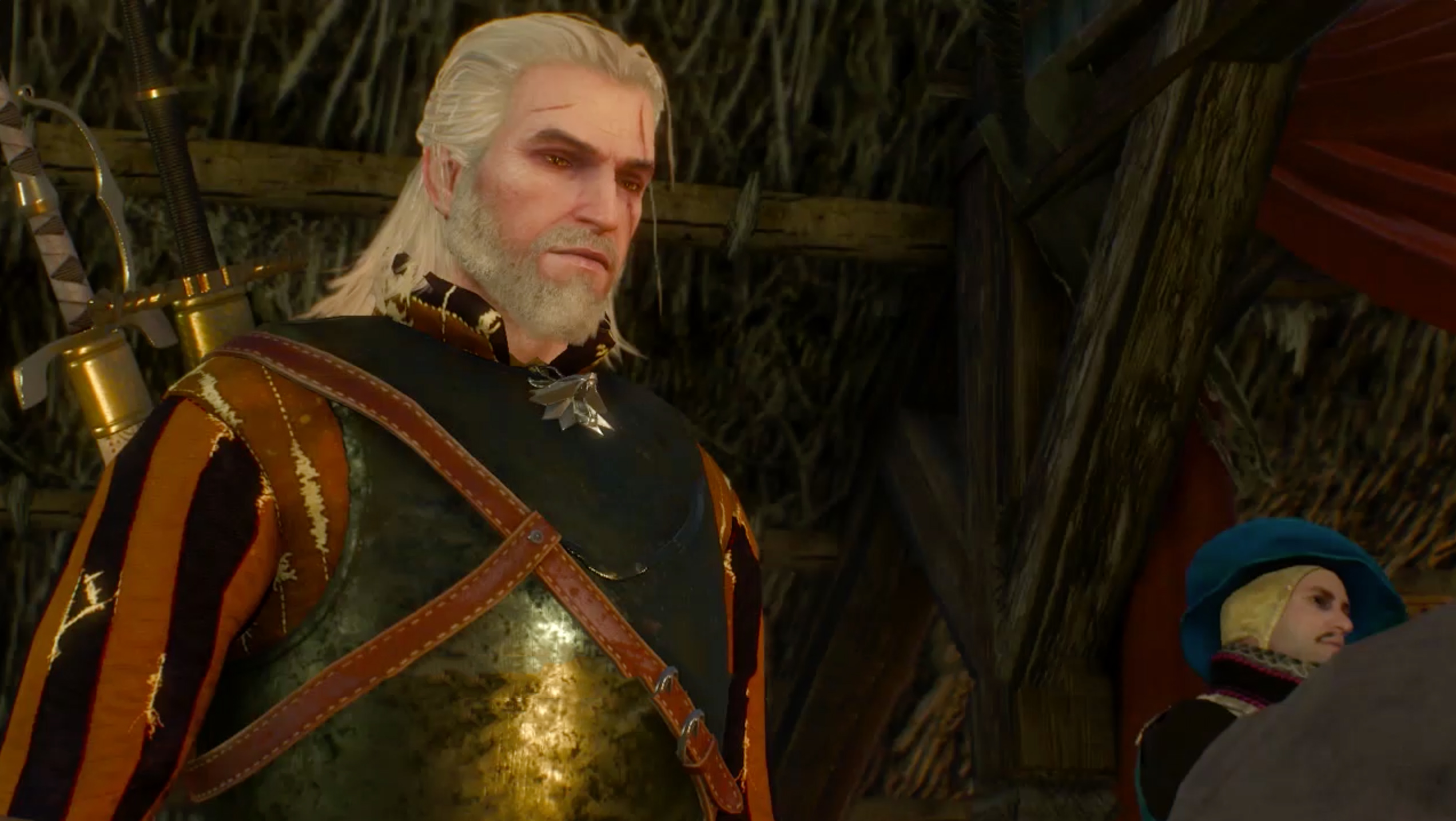 The Witcher 3 dev solved the game's money exploit in the
