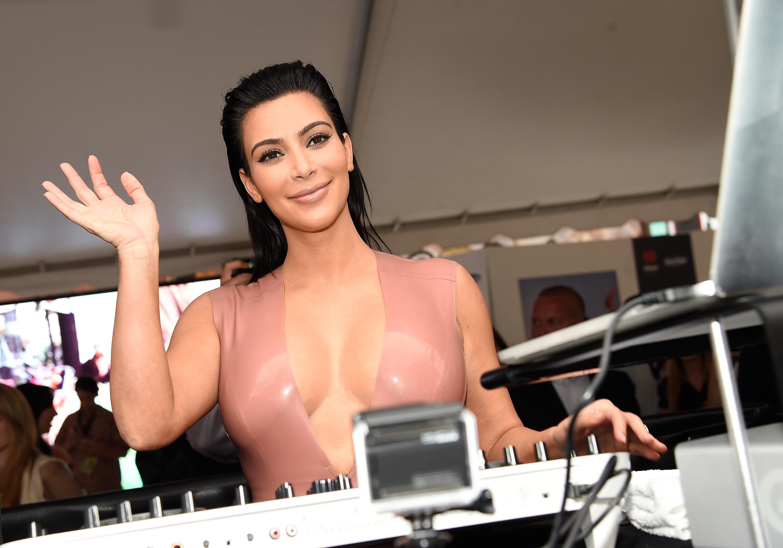 Kim Kardashian Has 99 Problems But #DonutDay Ain't One