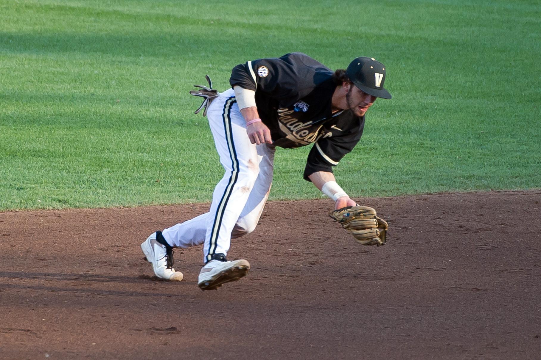 Vanderbilt shortstop Dansby Swanson