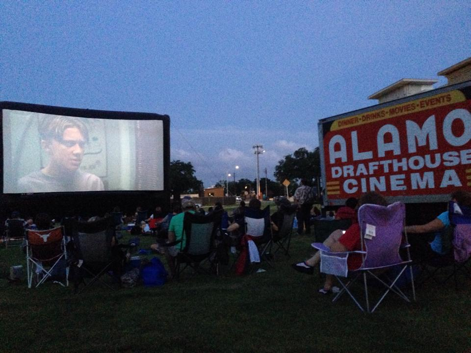 Fight Night Films at South Shore District