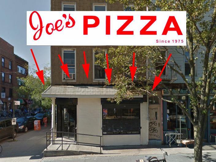 Legendary Slice Joint Joe's Pizza Expands to Williamsburg This Month