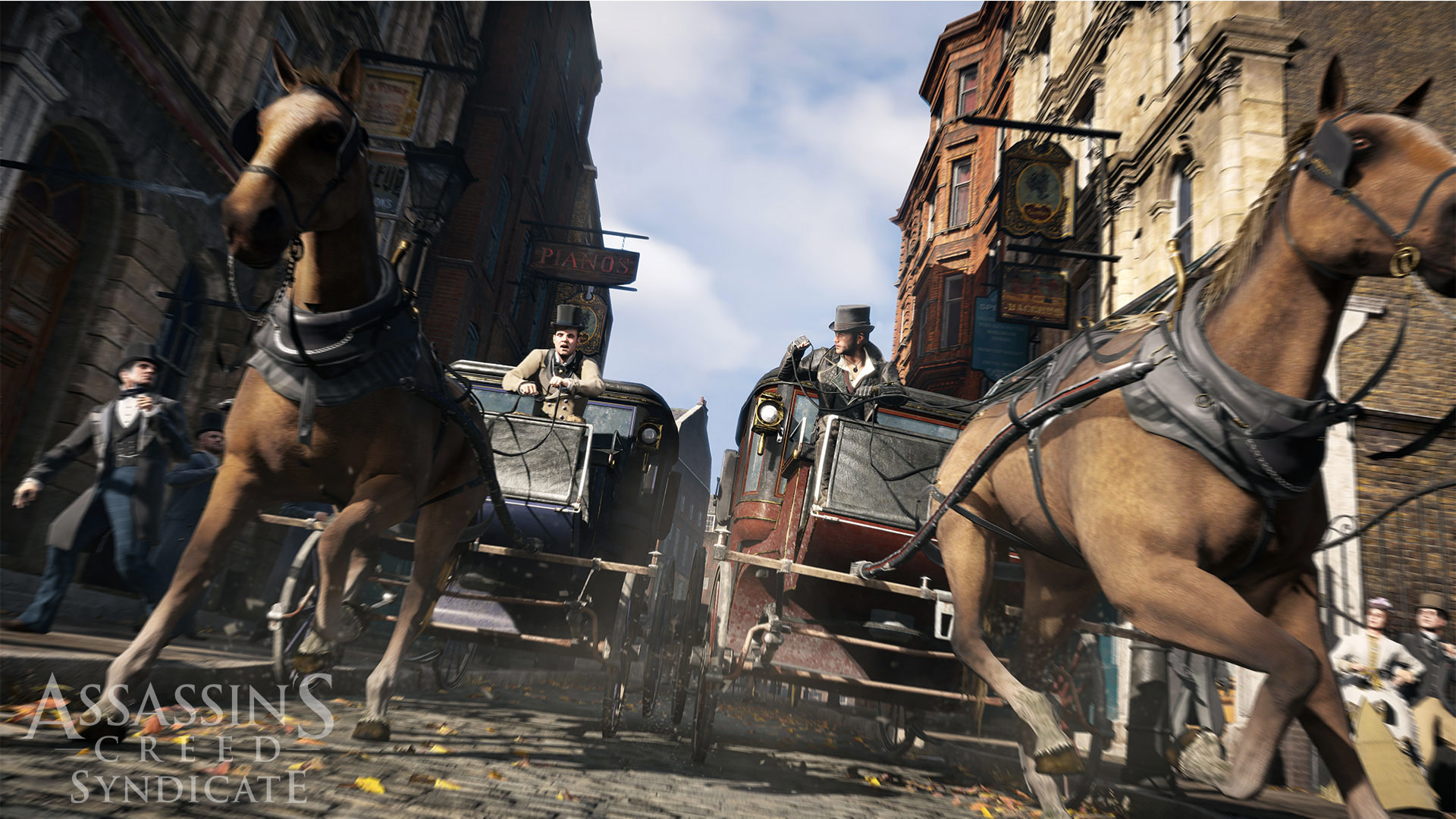Ubisoft wants the public to help playtest Assassin's Creed Syndicate, give feedback