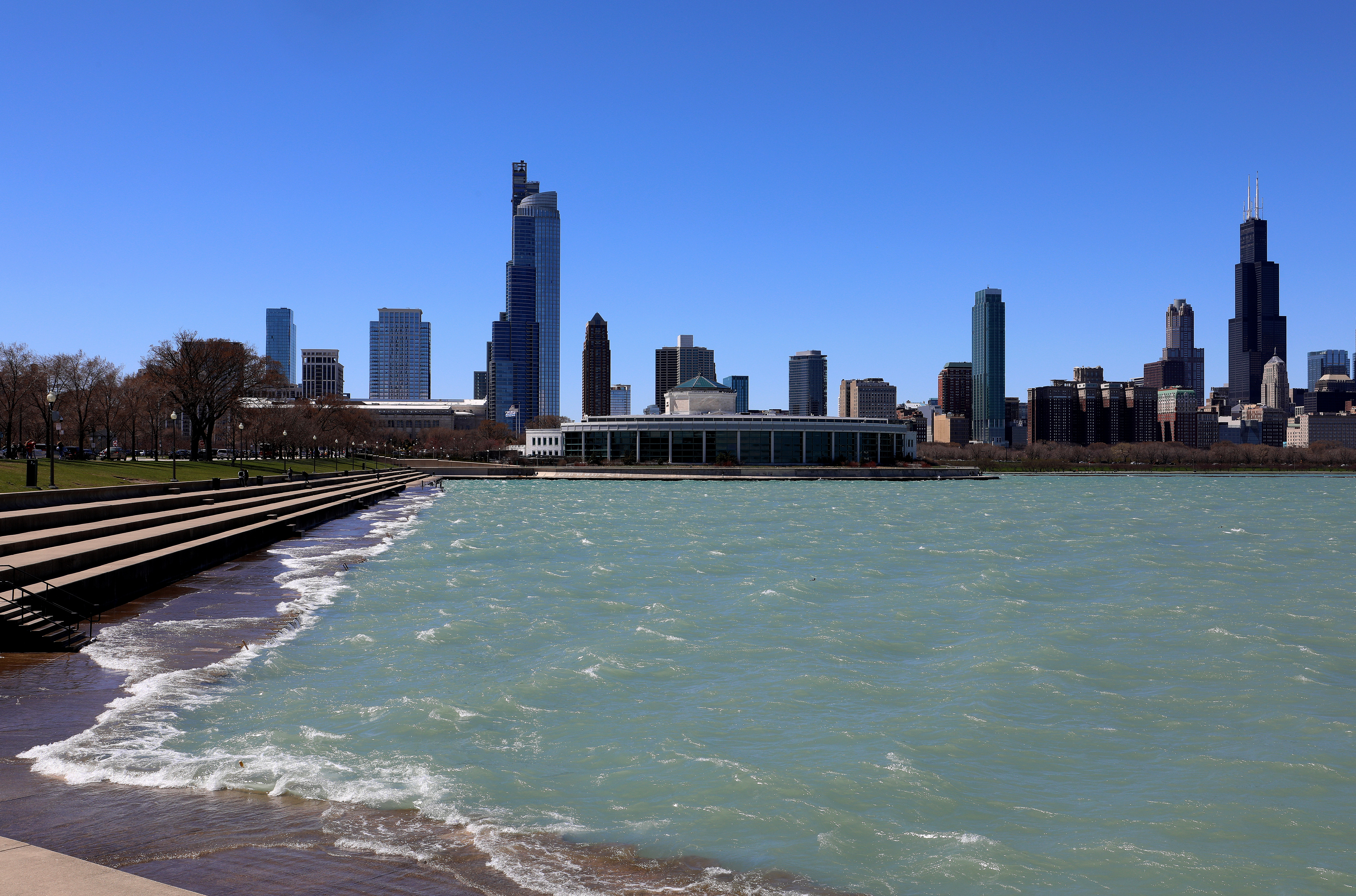 Chicago Cityscapes And City Views