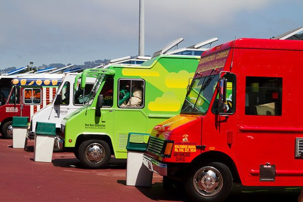 The Hottest Food Trucks in New Orleans Right Now