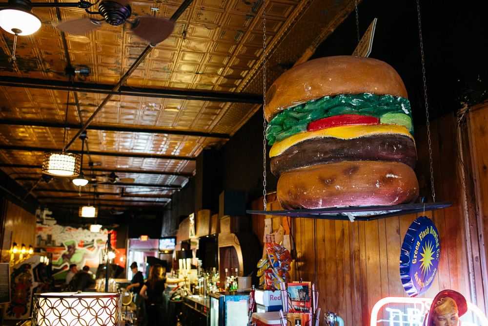 POP hosts Thursday pop-up dining experiences on the second floor of Checker Bar.