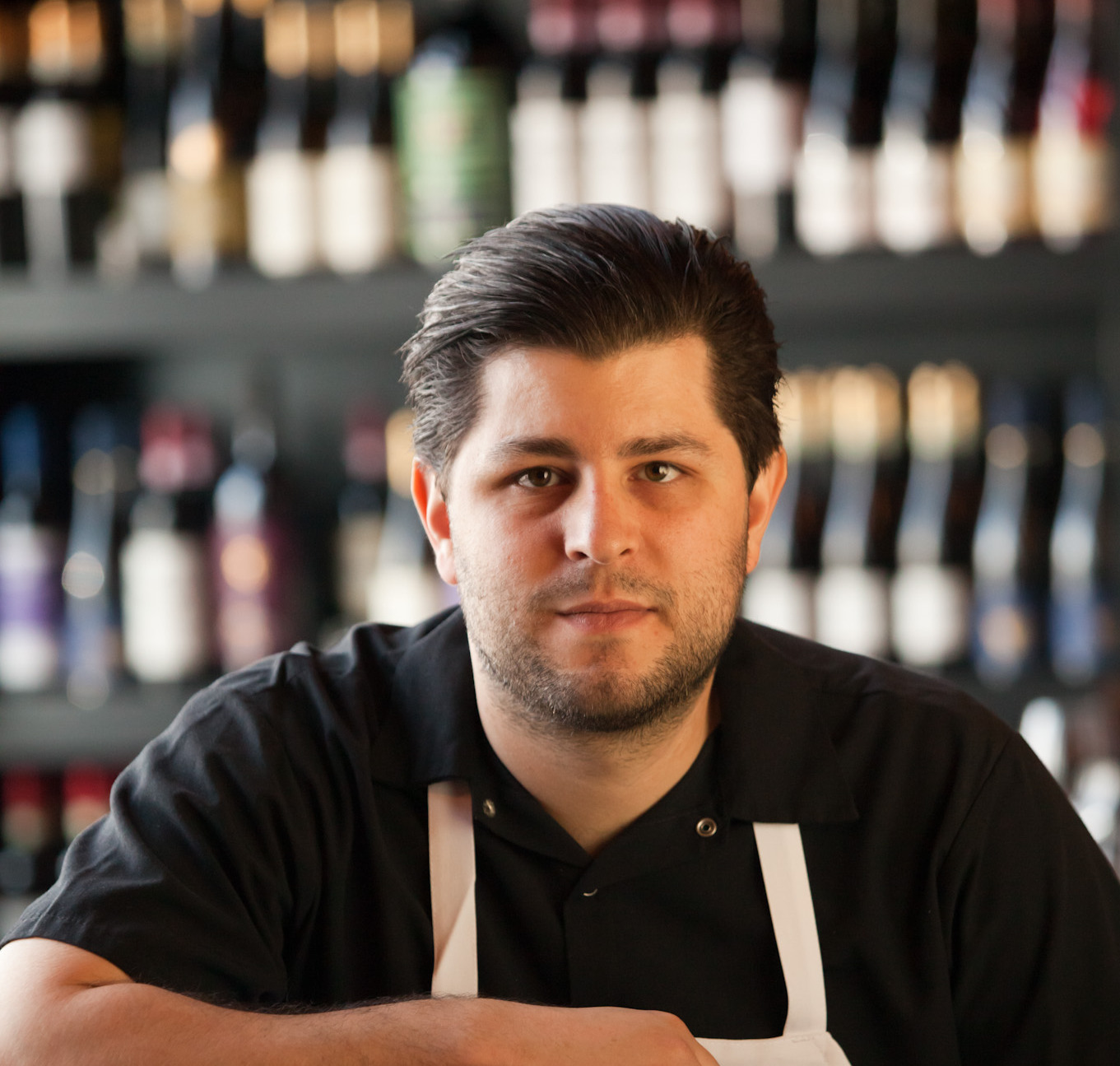 Chef Chad Colby in Los Angeles