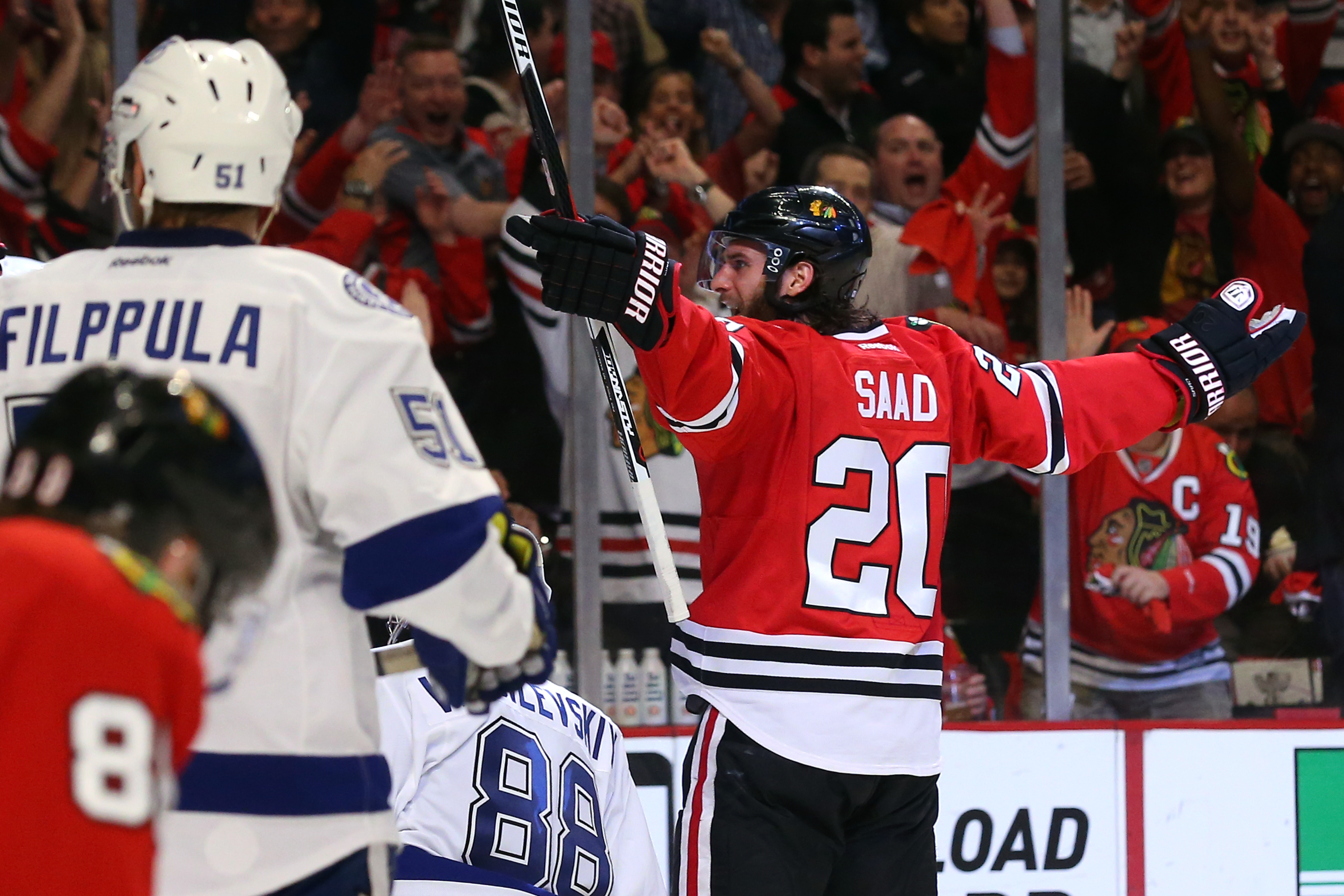 Lightning vs. Blackhawks 2015 Game 4 results: Chicago evens series with 2-1 win