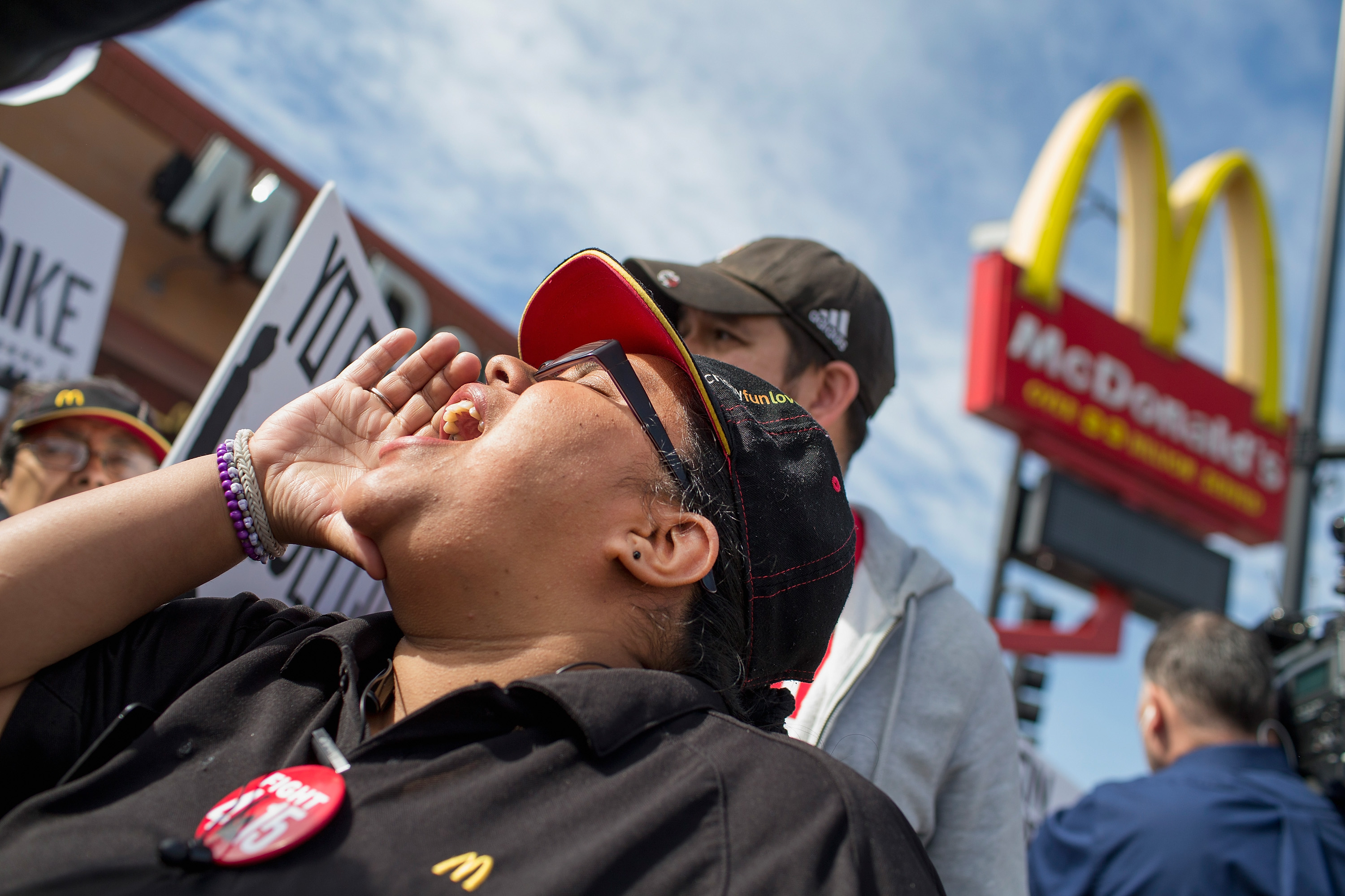 Is the push for a $15-an-hour minimum wage a good idea?