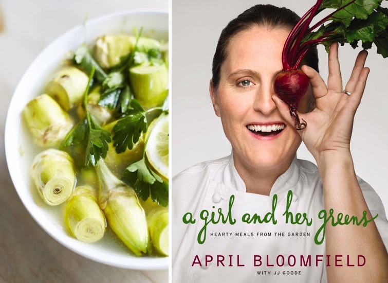 Recipe: Master April Bloomfield's Pot-Roasted Artichokes This Weekend