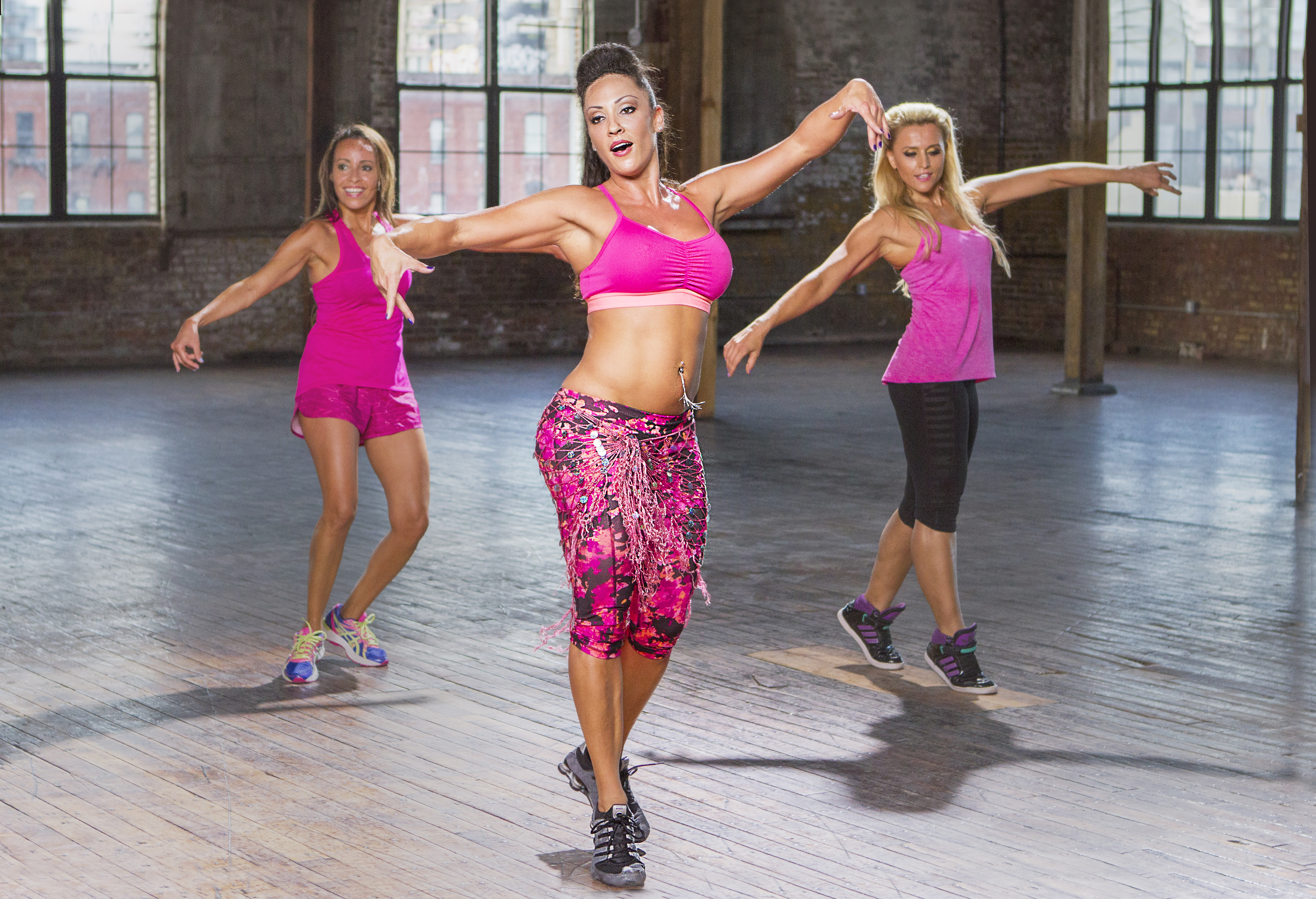 Crunch's Latest Online Workout Fuses Bellydance and Salsa Straight from Washington Ave