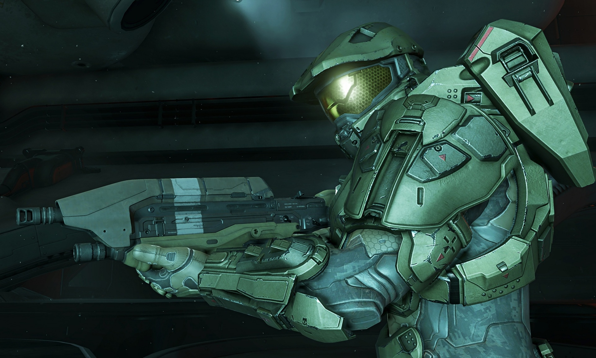 New Halo 5 character, campaign and multiplayer details revealed, including a ghost (update)