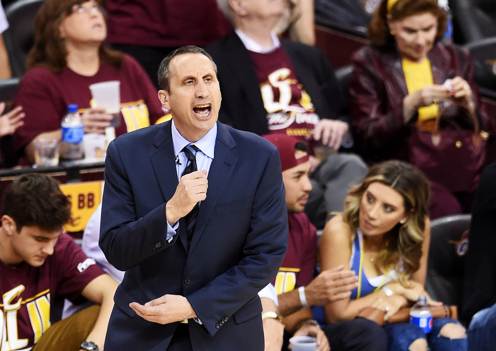 David Blatt has built his career on proving doubters wrong