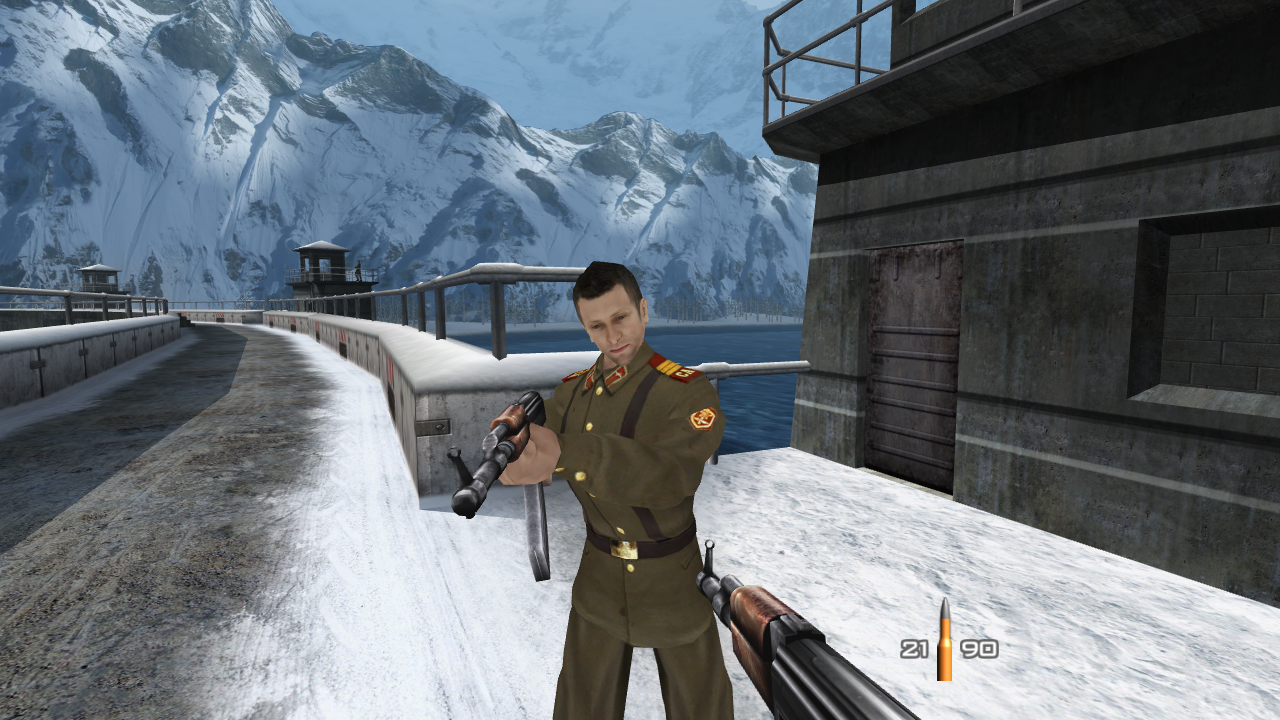 Why isn't GoldenEye in Rare's HD game collection? Here's the answer