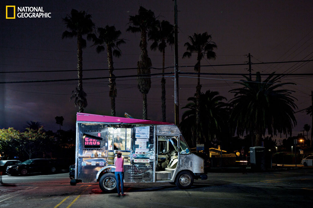 The Coolhaus Truck