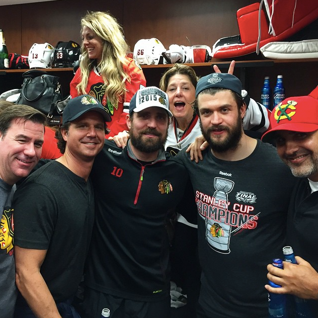 The owner of The Pony and the Blackhawks