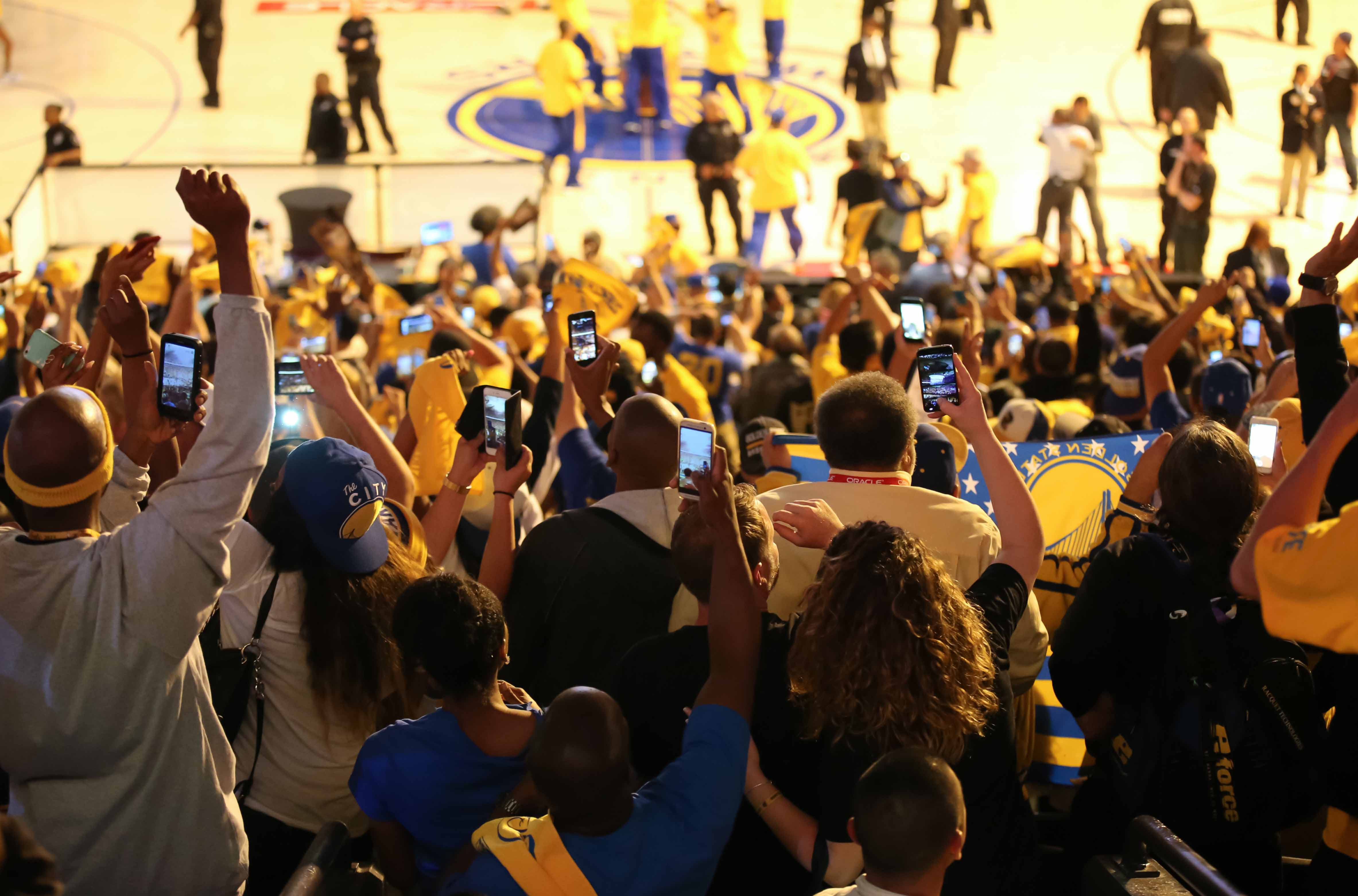 Warriors' championship parade set for Friday morning in Oakland