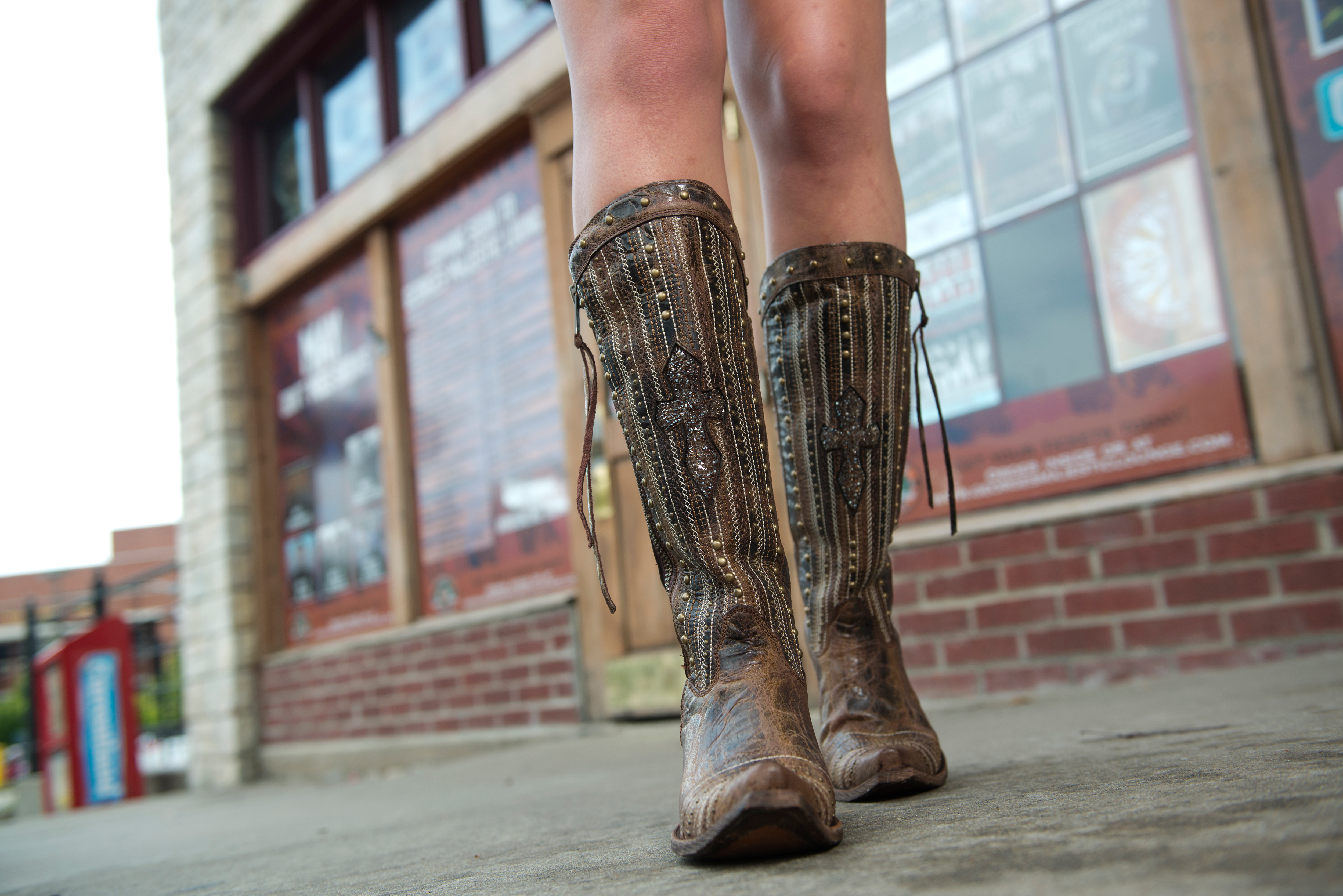 The Strange-But-True Story of How a Cowboy Boot Startup Took Over Facebook