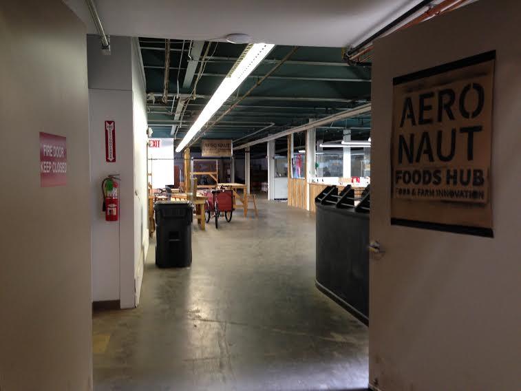 The Foods Hub at Aeronaut