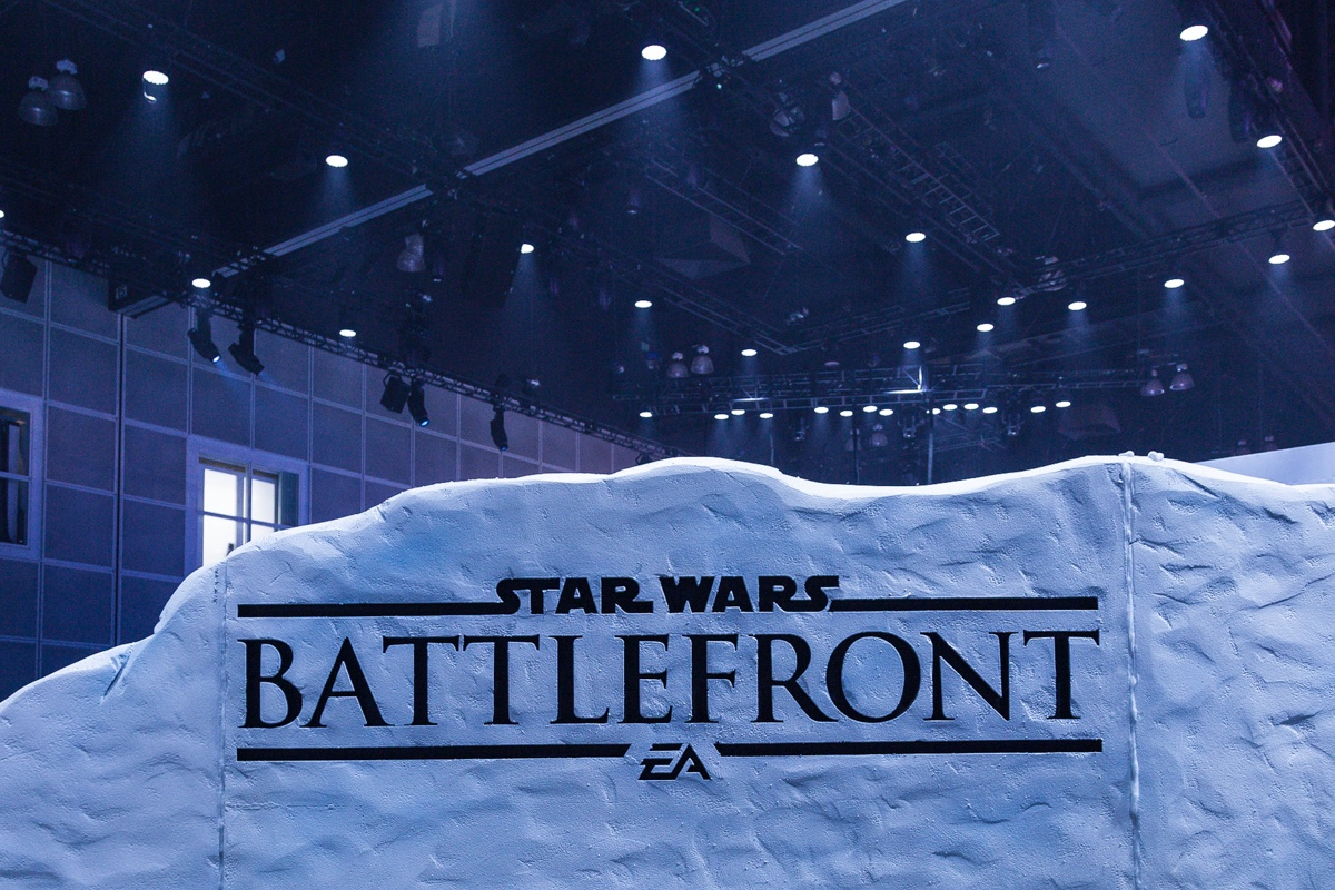 Star Wars Battlefront has achieved the impossible at E3
