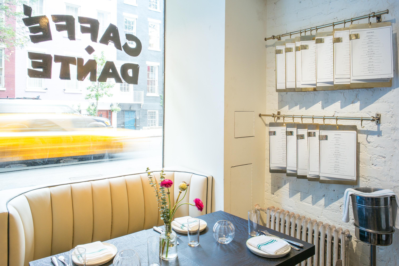 Furniture Village Dante caffe dante - eater ny