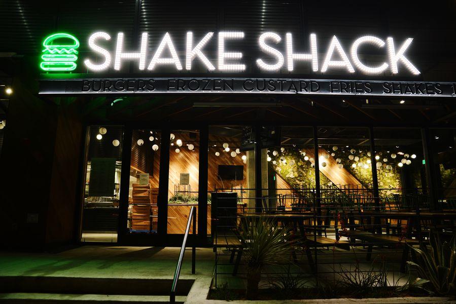 Shake Shack on South Lamar