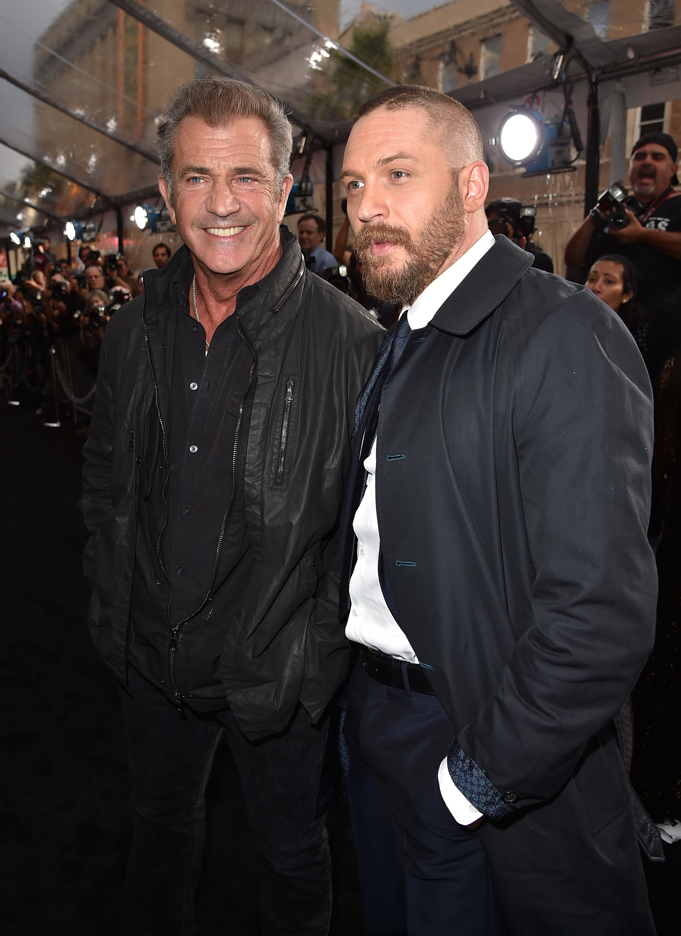 In no time, Tom Hardy will be on this list, but for now, Gibson's 30 year body of work makes him a strong 1 seed.